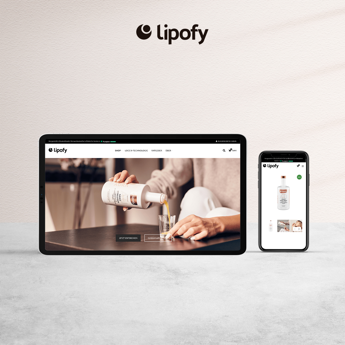 Mockup ipad_iphone_Lipofy_FORMM